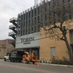 Tobin Tree removal